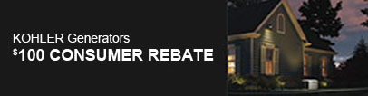 Kohler Rebate | South Shore Generator